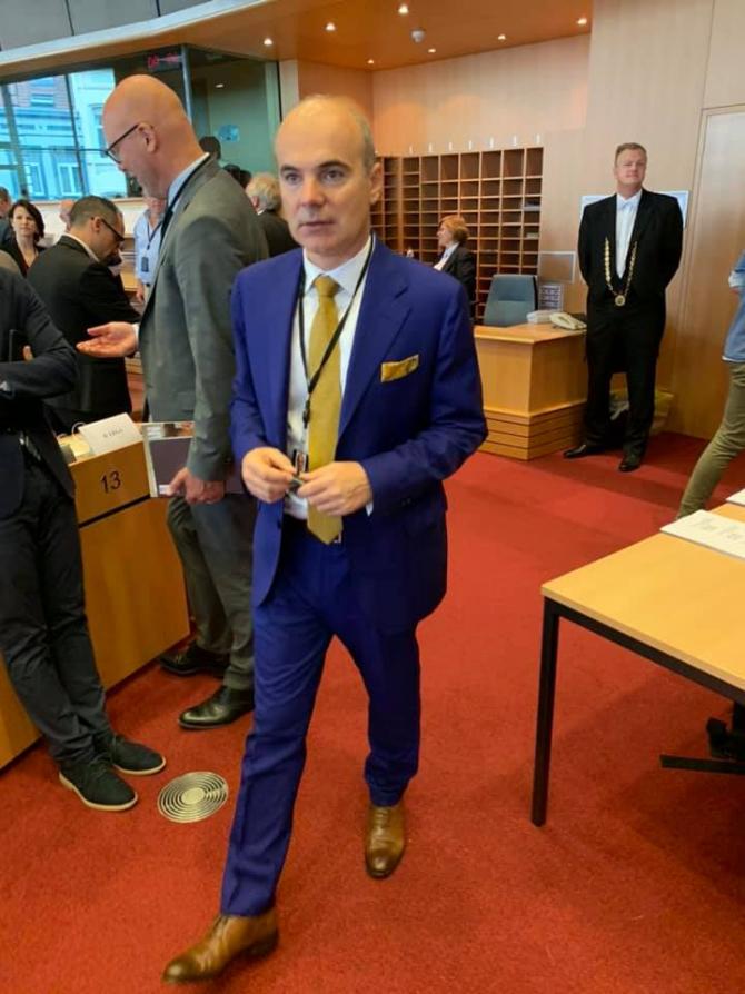 Rareș Bogdan, dezvaluiri din PE