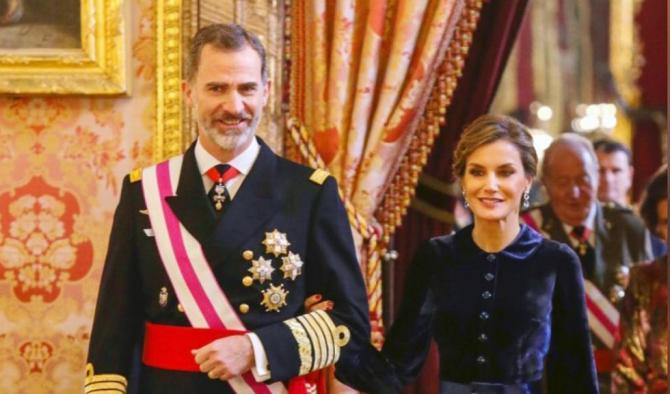 Regele-Felipe-si-Regina-Letitia
