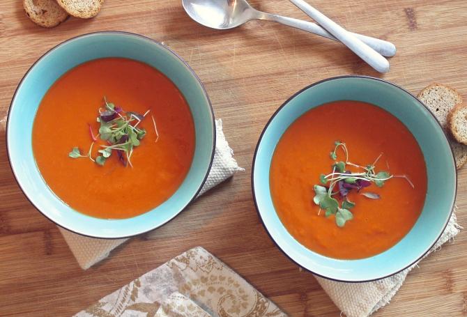 Dieta cu supă de roșii