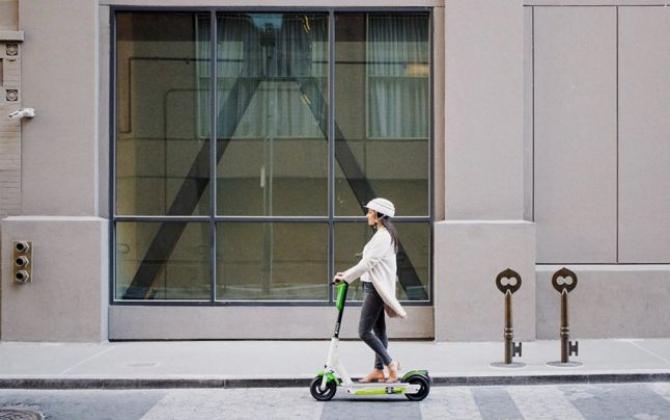Trotinetele electrice vor putea circula pe pistele pentru biciclete