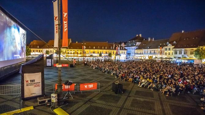 Festivalul Internațional de Film Transilvania Sibiu. FOTO: organizatori