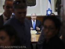 Benjamin Netanyahu Foto AGERPRES/EPA