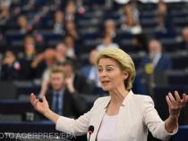 Ursula von der Leyen. FOTO AGERPRES / EPA