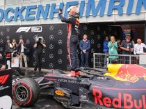 Foto cu caracter ilustrativ. F1 - Max Verstappen, victorie la Hockenheim. foto: @Hockenheimring - FB