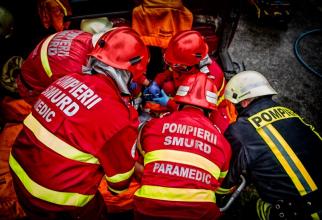 Interventie SMURD - foto ilustrativ