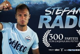 Ștefan radu, Lazio. foto: @SSLazioOfficialPage - FB