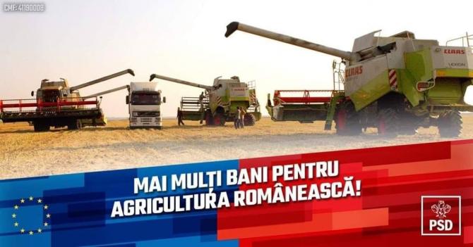 PSD - agricultura
