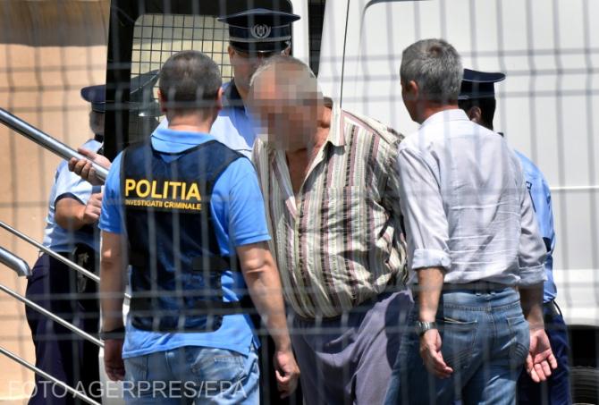 Suspect crimă Caracal. Foto: Agerpres