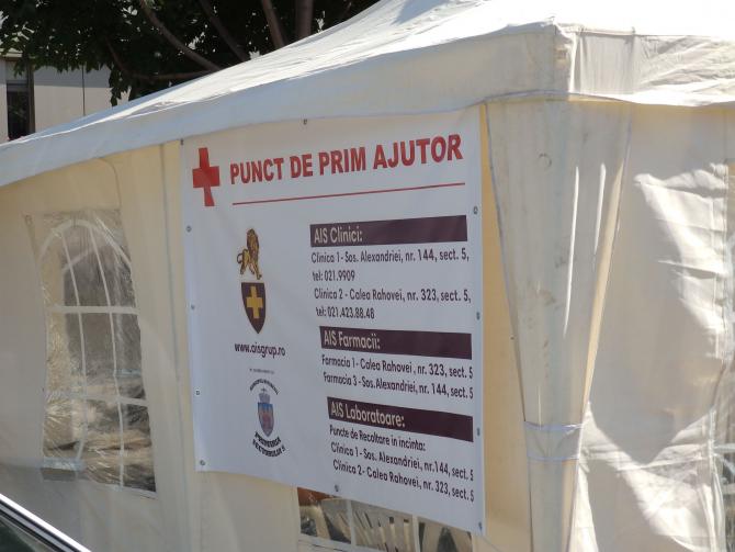 Asistență medical, în caz de nevoie, în Sectorul 4