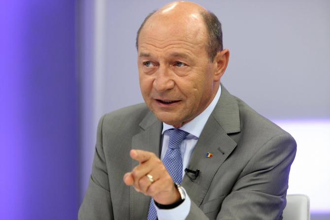 Trian Băsescu