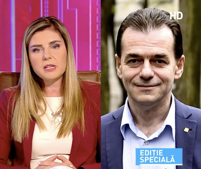 Ioana Petrescu - Ludovic Orban