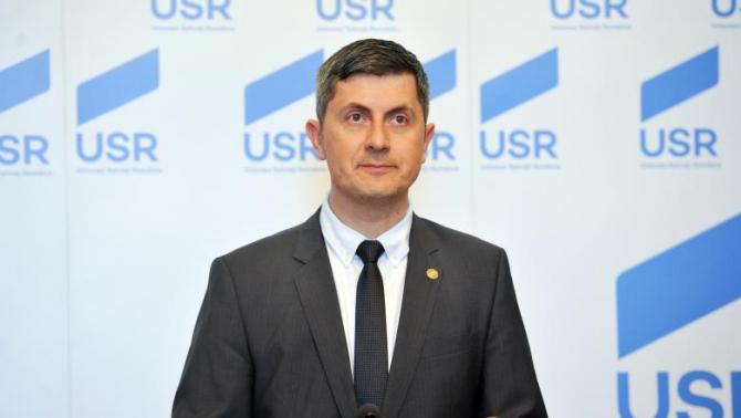 Dan Barna, liderul USR