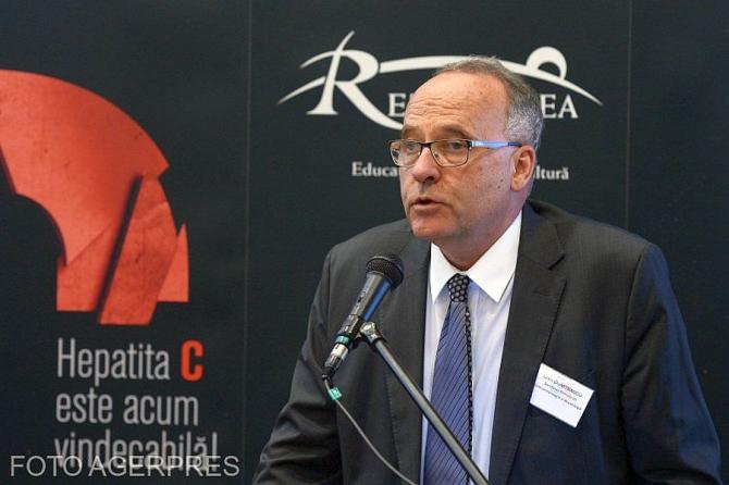 Prof Dr Dan Dumitrașcu. Foto: Agerpres