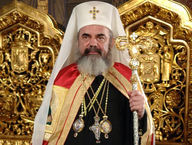 Sărbătoarea oficială a Preafericitului Părinte Patriarh Daniel este în ziua de 30 septembrie