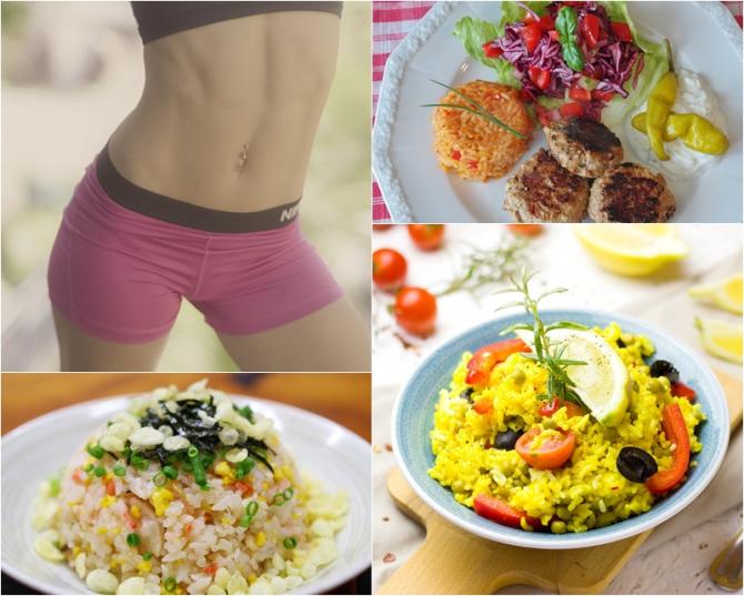 dieta de slabire cu orez