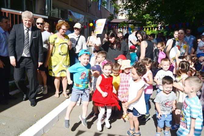 Dan Tudorache: Sectorul 1 este sectorul copiilor