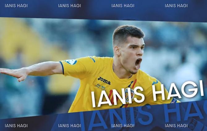 """Ianis Hagi, prezentat oficial la Genk """"Va avea mai multă presiune datorită numelui"""" VIDEO"""