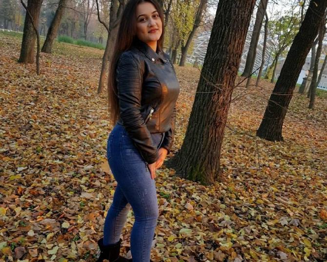 Luiza Melencu (Lulu) fată dispărută în aprilie. foto: Facebookdisparuta