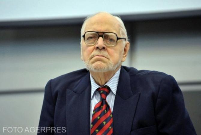 Marcian Bleahu, una dintre cele mai importante personalități științifice din a doua jumătate a secolului XX din România