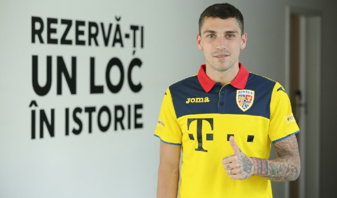 Nicolae Stanciu transferat