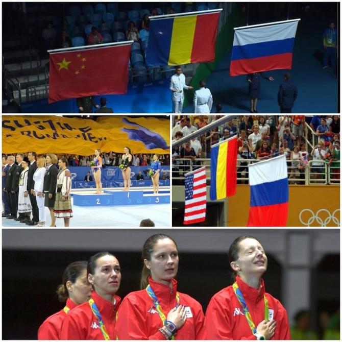 Medalii România FOTE 2019. foto: COSR - FB