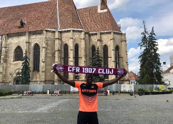 Francezul Michael Pereira, noua achiziție a CFR Cluj