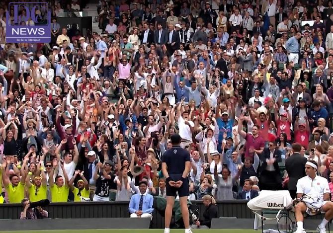 Turneul de la Wimbledon - Programul meciurilor din sferturile de finală