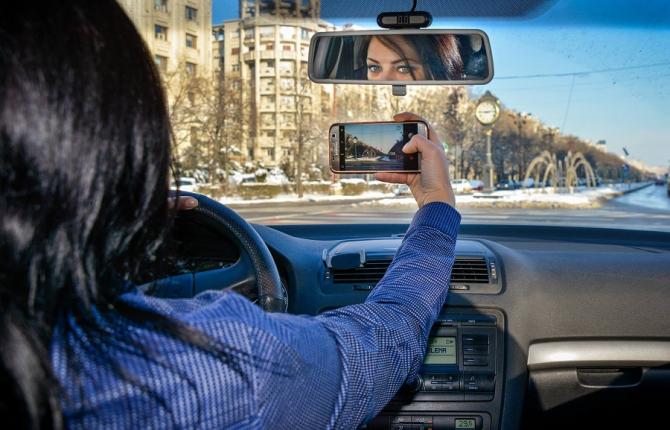 Siguranta rutieră - foto: Politia Romana - FB