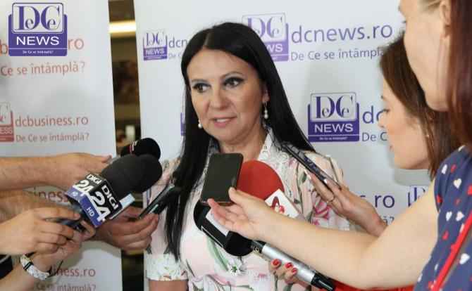 Fostul ministru al Sănătății, Sorina Pintea. FOTO: DC NEWS