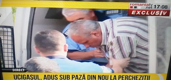 Gheorghe-Dincă-Caracal-Captură-România-TV