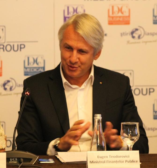 Eugen Teodorovici: Doresc să-l aud pe domnul guvernator  mai ferm