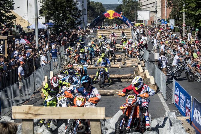 Red Bull Romaniacs, foto organizatori.