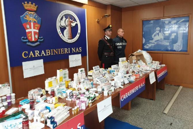 Operaţiune internaţională antidoping, inclusiv în România. Sute de arestări, milioane de produse confiscate. foto: europol.europa.eu