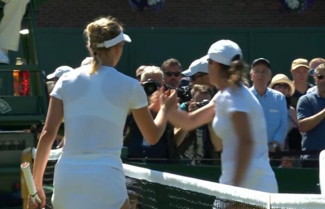 Monica Niculescu a fost învinsă de belgianca Elise Mertens