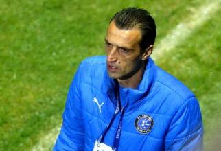 Bogdan Vintila noul antrenor FCSB. foto: @viitorulfc - FB