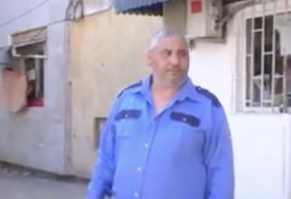 Viorel Florescu, paznic Severin