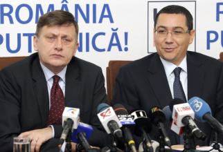 Antonescu și Ponta
