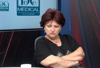 Prof dr Monica Pop. Foto: DC News