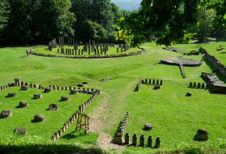 Campania de săpături arheologice a început în urmă cu o săptămână şi va continua până pe 7 septembrie