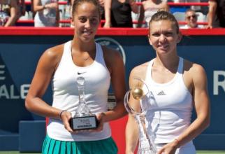 Simona Halep - Madison Keys, meci pentru calificarea în sferturile de finală