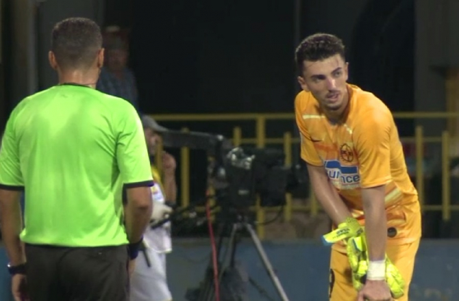 Andrei Vlad accidentare, FCSB