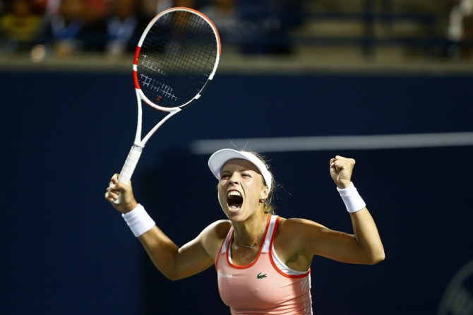 Anett Kontaveit, rogers cup. foto: @RogersCup - FB