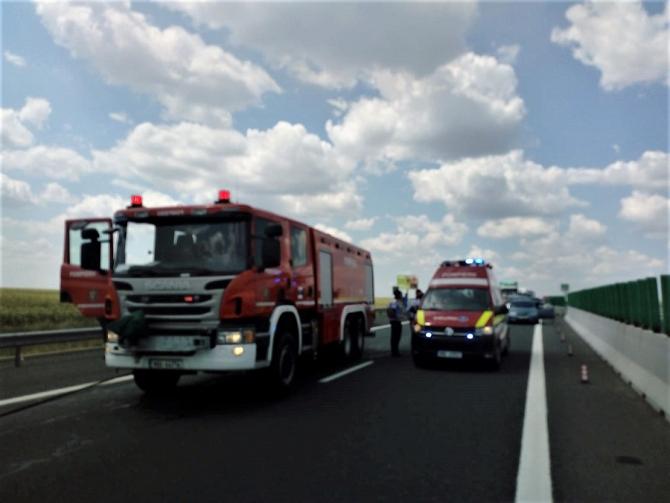 Accident - foto ilustrativ