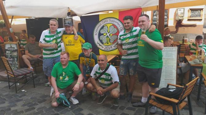 Celtic-Glasgow-fani-la-Cluj