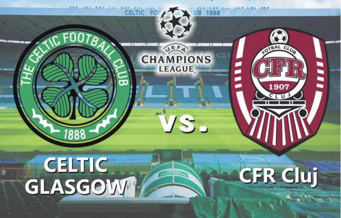 Celtic - CFR Cluj | Rezultat  meci retur Liga Campionilor