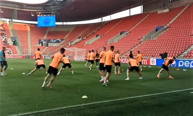 Slavia Praga - CFR Cluj | Dan Petrescu: Singurul lucru de care îmi pare rău...