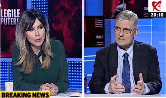 """Daniel Dăianu: Economia subterană, până la 26% din PIB. """"Nu poți să intri cu tancurile peste oameni"""""""