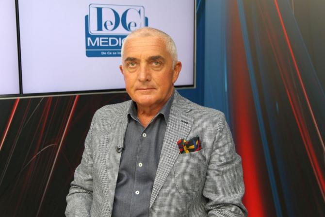 Dr George Mincu. Foto: DC News
