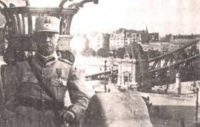 Generalul Gheorghe Mărdărescu