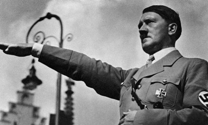 Venit la putere, Hitler a ordonat distrugerea totală a satului bunicii sale paterne.